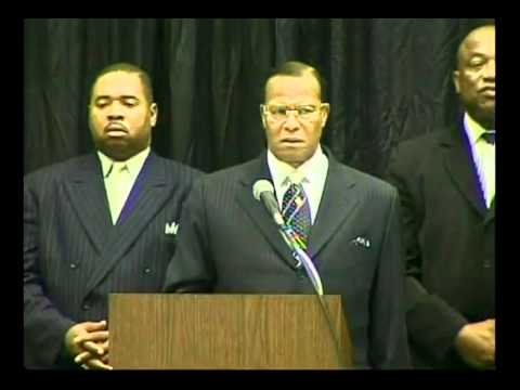 "The Hon. Minister Farrakhan ""Speaks"" on Economic Empowerment"