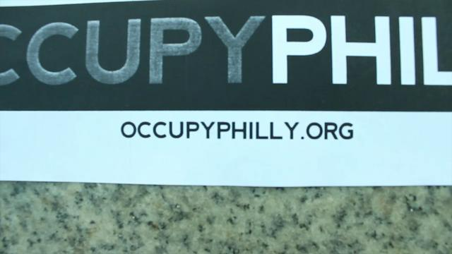 Occupy Philly Is Here