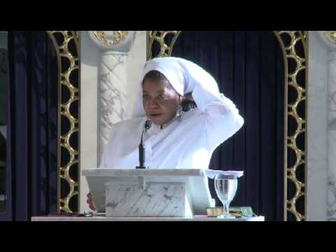 Horrific Life Being Black In America ( DJANGO UNCHAINED ! ) by Sister Ava Muhammad