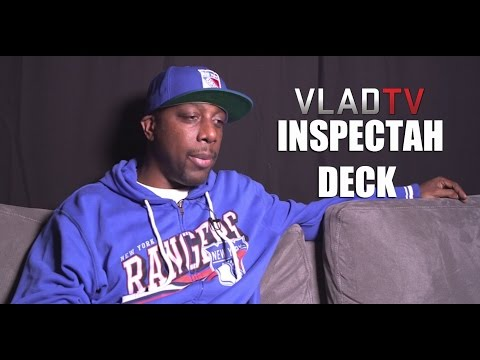 Inspectah Deck Recalls Funny Moment ODB Fought Akinyele on Stage