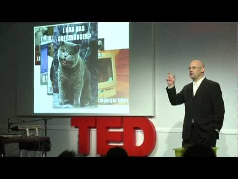 Clay Shirky: How cognitive surplus will change the world