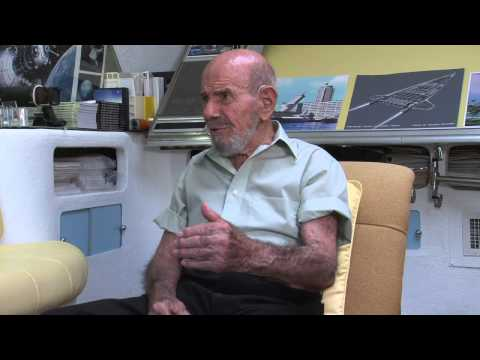 Jacque Fresco-In Search for the Science of Communication-Nov  3, 2010 (1/3)