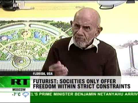 Jacque Fresco: US has never been a democracy