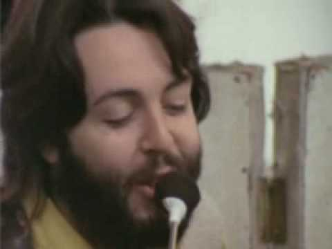 The Beatles Get Back with Rolling Stones in the Apple Studios