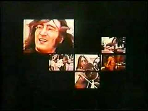 """The Beatles - """"Let It Be"""" Trailer"""