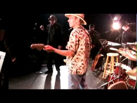 """KENNY VANCE & The Planotones (video shot 1 take from the stage) """"My Babe"""" w/Jerry Friedman Nyack NY"""