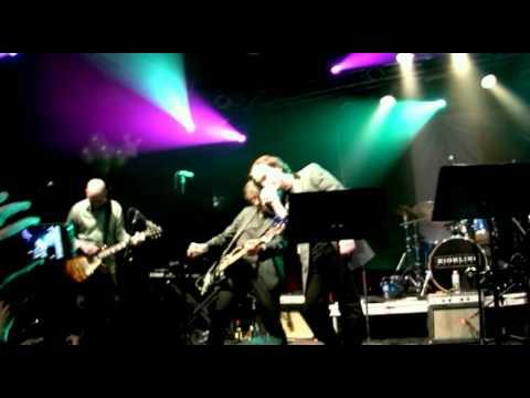 """""""School's Out"""" w/Joe Hurley & The Alice Cooper Band @ 12th Annual Irish Rock Revue 3/12/11"""