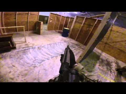 Battlefield Airsoft CQB 1/11/14 (with the Maryland Mercs)