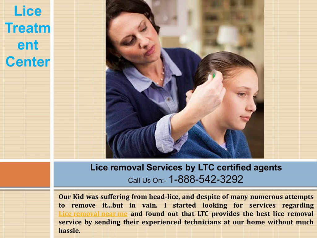 Looking For The Best Head lice removal at home