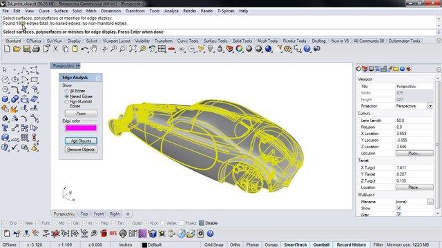 Preparing to 3D Print