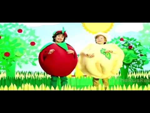 Реклама Фруктовый сад - Пельмешка и томат