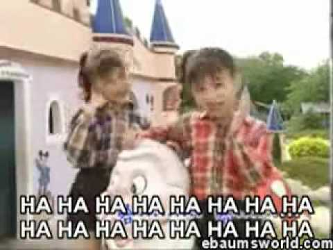 "The Laugh Song - Chinese kids song ""ha ha ha"""