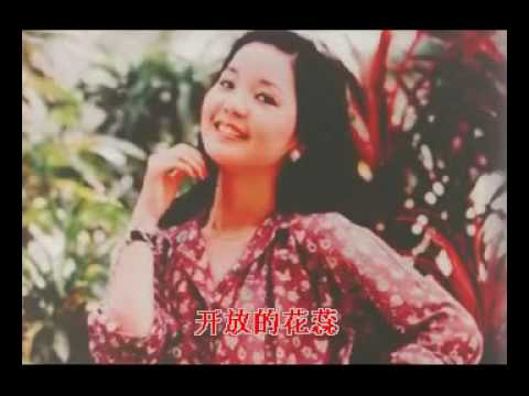 Teresa Teng sings Wine & Coffee 美酒加咖啡