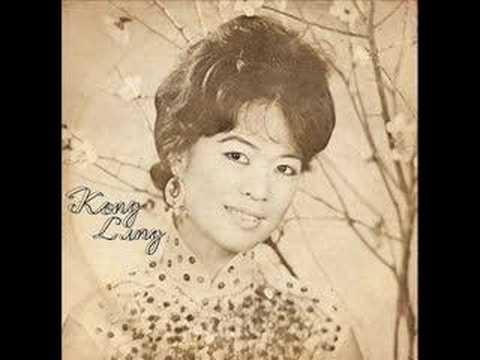 Kong Ling - More Than I Can Say 1961 - English and Mandarin