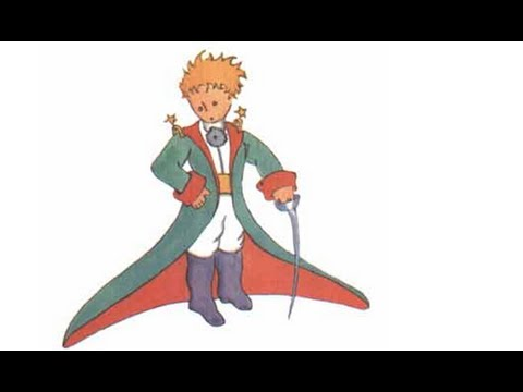 The Little Prince Part 5 - Read Aloud Chinese