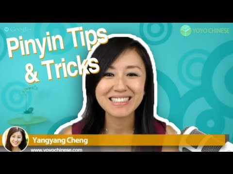"How to say ""chu"", ""qu"", ""ren"" and ""yan"" correctly - Google Hangout On Air (HOA) with Yangyang Cheng"