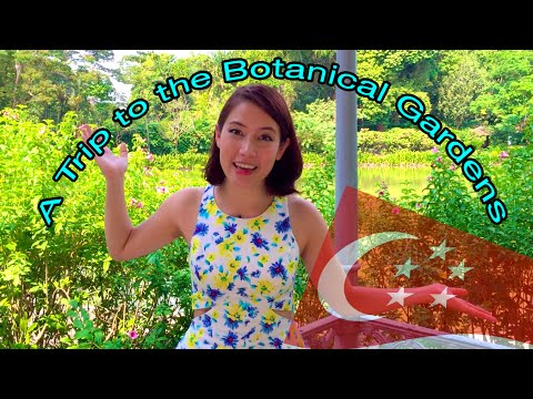 Ep 4: Singapore Botanical Gardens: Chinese Measure Words Found in Nature with Fiona Tian