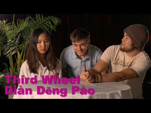 """How to say """"Third Wheel in Chinese""""   Learn Chinese Now"""