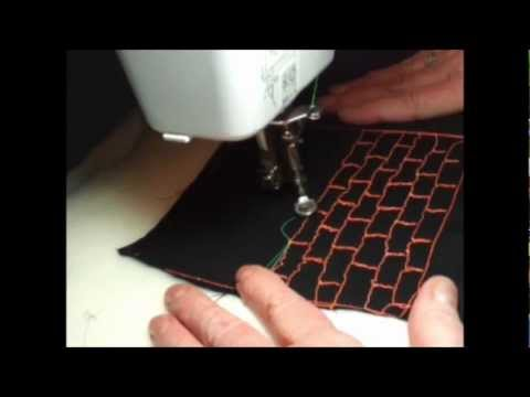 Turbo Quilter Presents Domestic Free-Motion Quilting.wmv