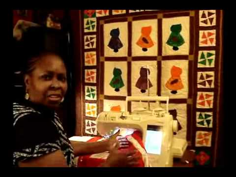 The Journey of an African American Quilt Artist (Aisha Lumumba)