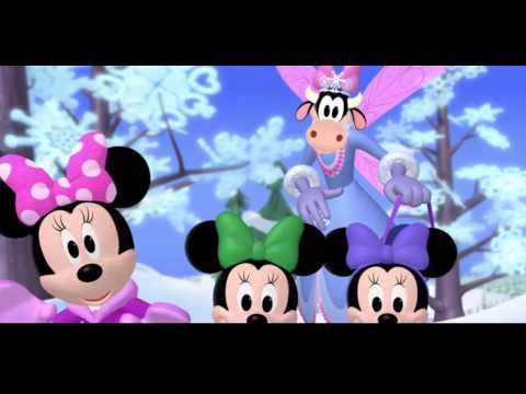 Mickey Mouse Clubhouse Full Episode S05 E10 Minnies Winter Bow Show 720p