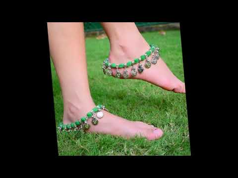 Latest Simple Daily Wear Anklets/Payal Designs Collection