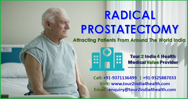 Radical Prostatectomy Attracting Patients From Around The World