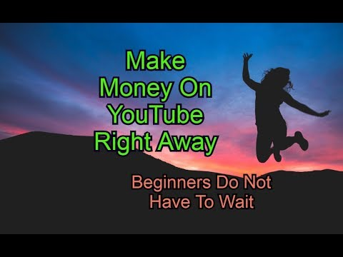 How Beginners Can Earn and Grow on YouTube Right Away