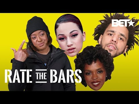 Rapsody Is Underwhelmed By This Rapper & Compares These Bars To 'The Color Purple' | Rate The Bars