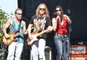 Clematis by Night: 1st Band - Buck-Oh-Five (Rock/Country), 2nd Band - Miss Demeanor (Rock/Country)