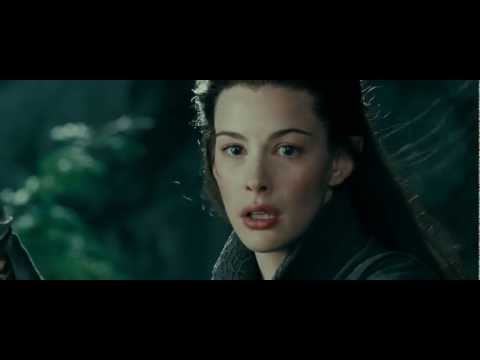 LOTR: The Fellowship of the Ring - Arwen Escape