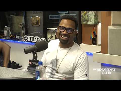 Mike Epps Talks Marriage, Fatherhood, New Netflix Special + More