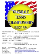 Glendale Tennis Championships (May 18-19, 2013)