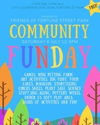 Fortune Street Park community Day