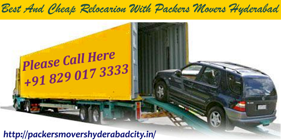 Moving and Shifting in Hyderabad