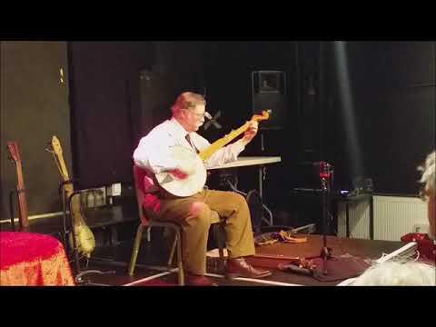 Clarke Buehling Buly For You minstrel banjo
