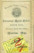 1872 June 21 World Peace Jubilee Austrian Day