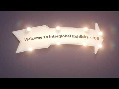 Interglobal Exhibits Trade Show Booth Design in Denver, CO