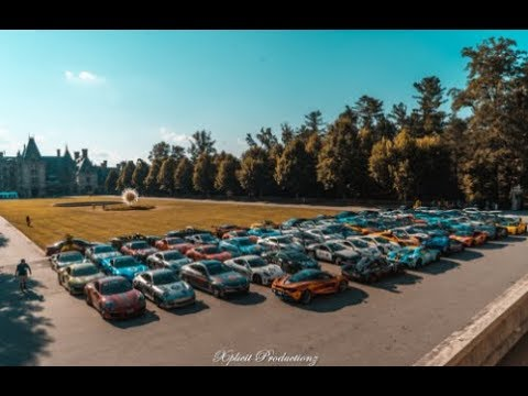 Official Ace Spade Rally 2018 Movie - 85 Supercars | Daily Driven Exotics | Mad Whips and more!