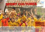 Sport Cultures: capturing sport in a globalised world