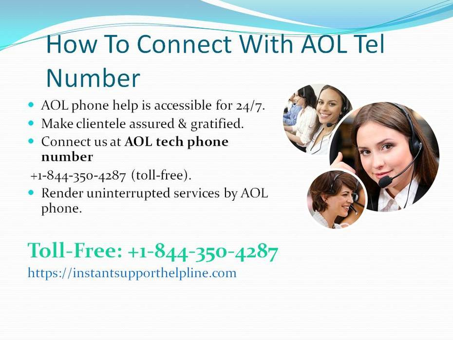 How to Connect with AOL Telephone Support?
