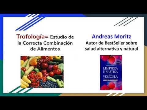 Como hacer la Limpieza Hepática - Trofología - Andreas Moritz