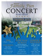 Mary Wade and the Nichol's Family Fun Concert