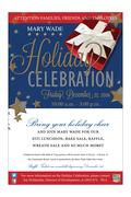 Mary Wade Holiday Celebration