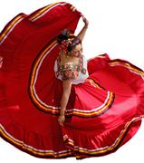 Taller de Baile Folklórico Mexicano