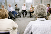 Mary Wade's Alzheimer's Support Group