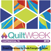AQS QuiltWeek® – Chattanooga, Tennessee 2016