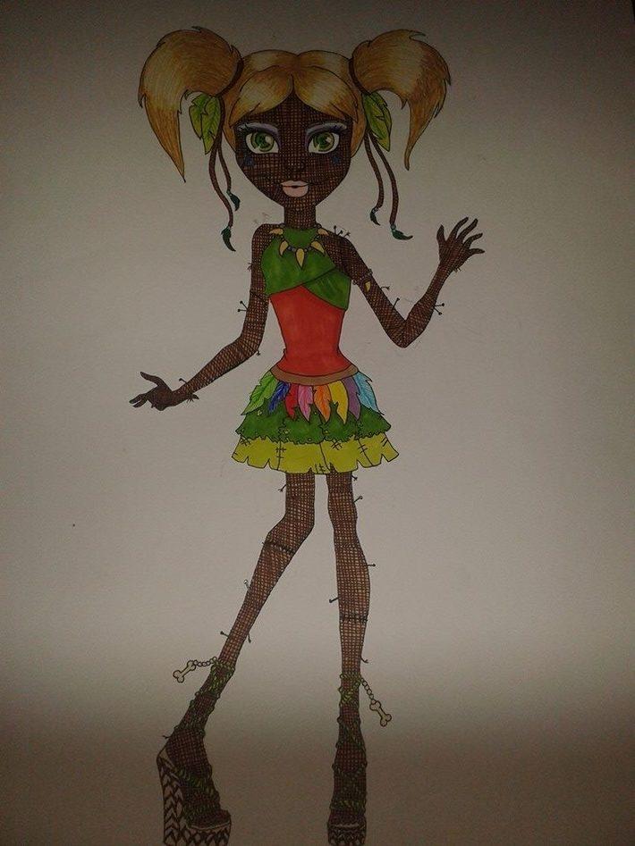 Voolerie Doo Doll
