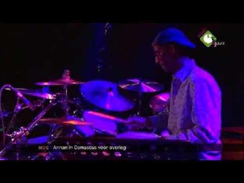 Blues MD (Miles Davis cover) - Robben Ford, Omar Hakim, Joey DeFrancesco & Rick Margitza live 2012