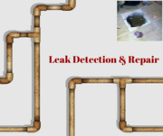 Leak Detection & Repair